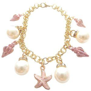 Pink Sunshine Bracelet